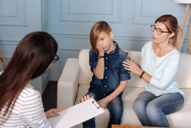 Familie psykolog
