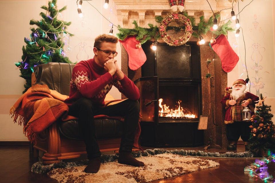 Jeg kan ikke lide juleaften! Hvad skal jeg gøre?