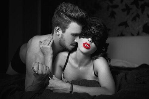 Kinky sex - seksuelt forhold med din partner
