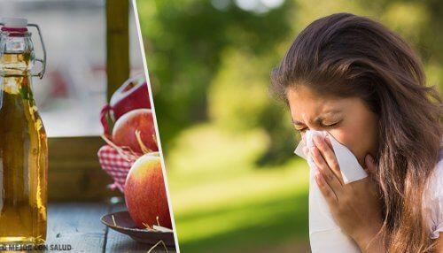 Sådan kan du lindre allergier med tre hjemmelavede tricks
