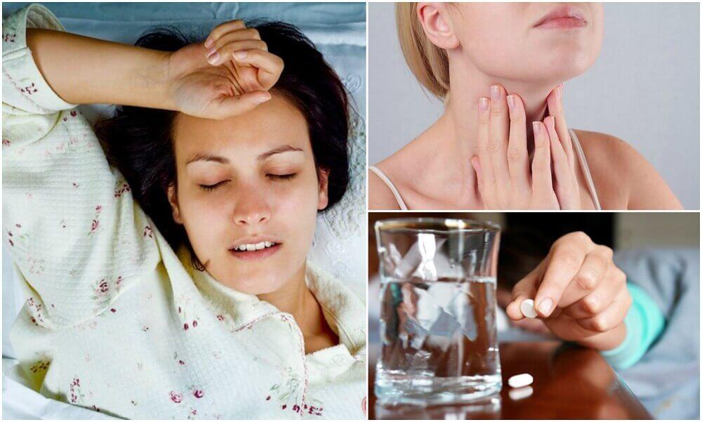 6 medicinske årsager til nattesved