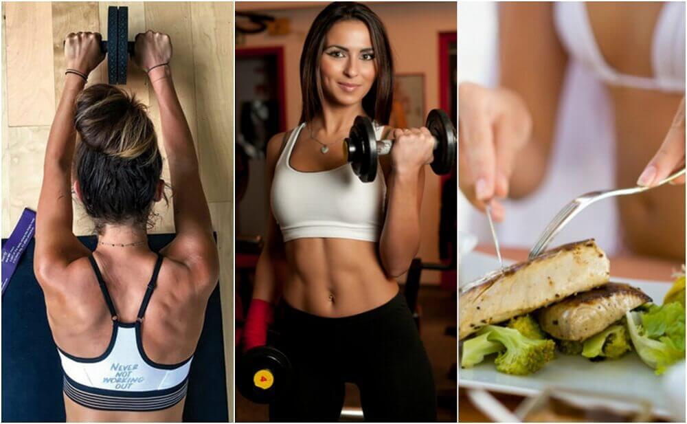 Opbyg muskelmasse og brænd fedt med disse hurtige tips