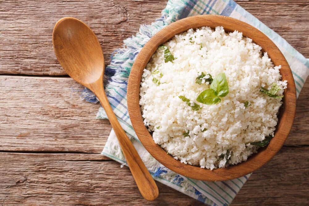 Hvad er den bedste måde at spise ris på?