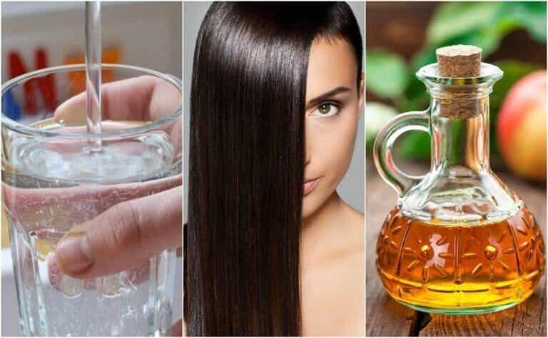 5 hjemmelavede produkter til silkeagtigt hår