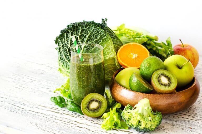 Groenne groentsager