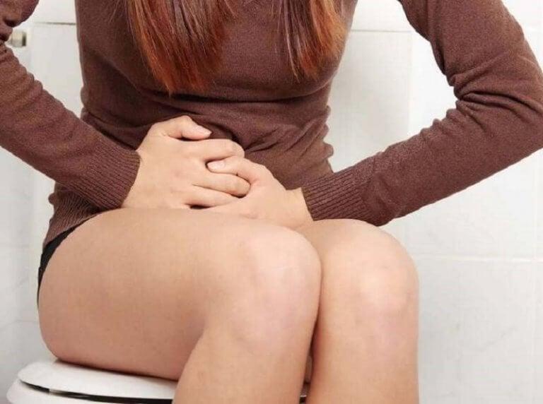Svært ved at urinere