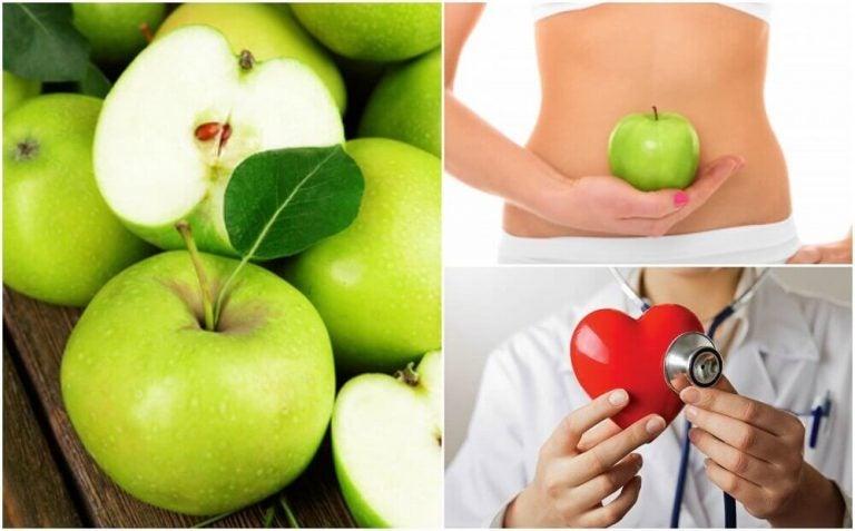 7 grunde til at spise et grønt æble på tom mave