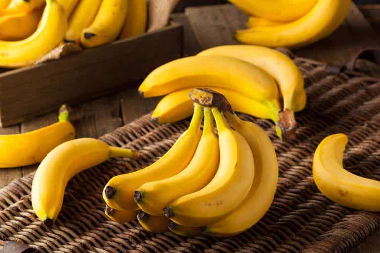 Det sker der med din krop, hvis du spiser to bananer om dagen