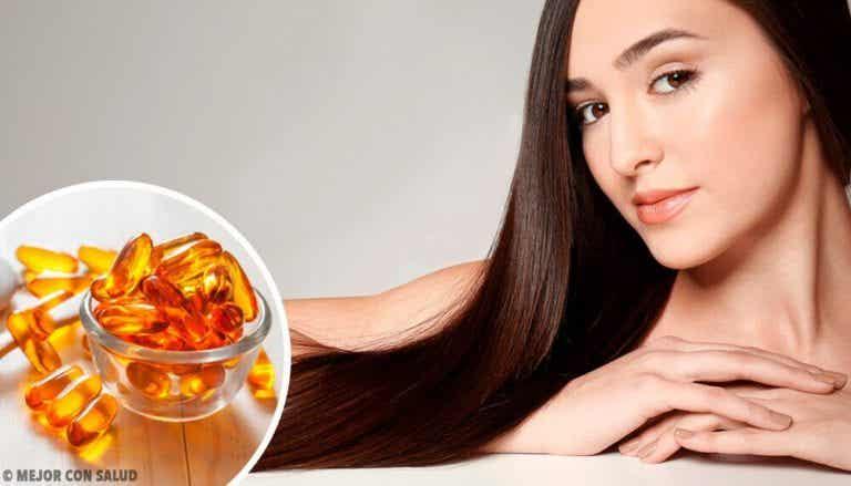 6 vigtige vitaminer til hårvækst