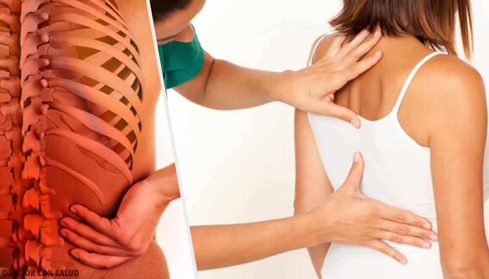 Sådan påvirker stress din rygsøjle