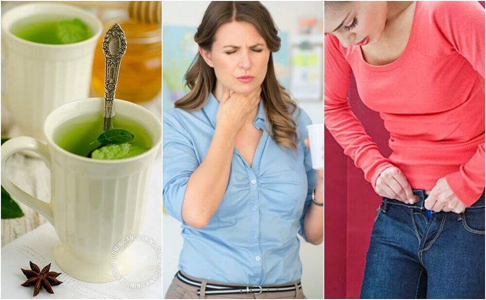 8 praktiske tips til at forebygge sure opstød