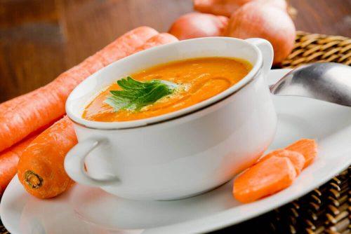 Gulerodssupper