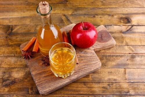 Æblecidereddike mod skede lugt