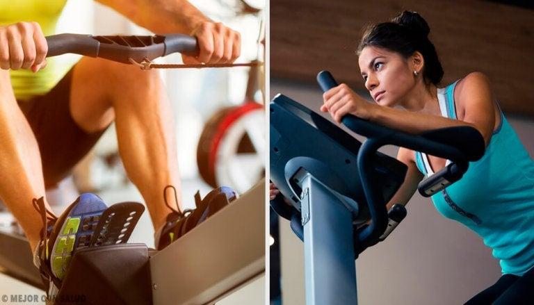 De bedste motionsmaskiner når du vil forbrænde kalorier