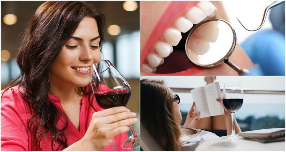 8 grunde til at drikke rødvin med moderation