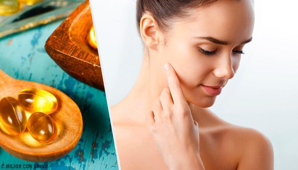 5 gode måder at bruge vitamin E kapsler for at forbedre din hud