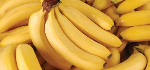 Gule bananer