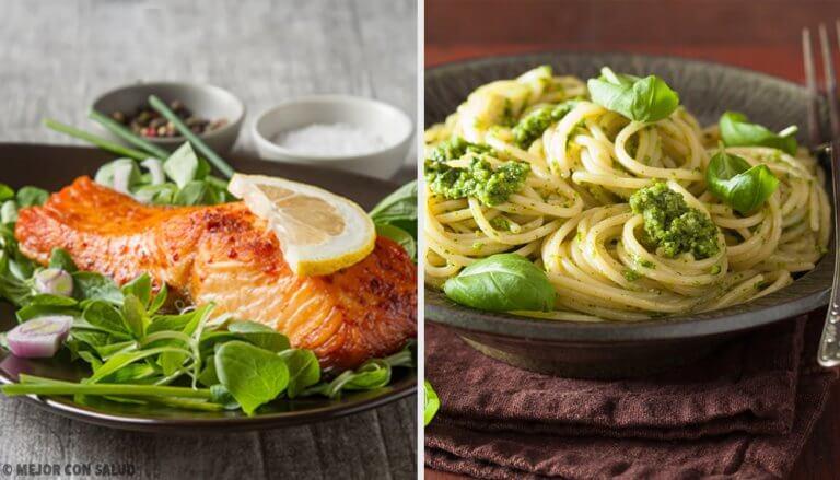 3 sunde ideer til hurtige middage