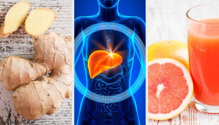 Hvad skal jeg spise, hvis jeg har fedtlever?
