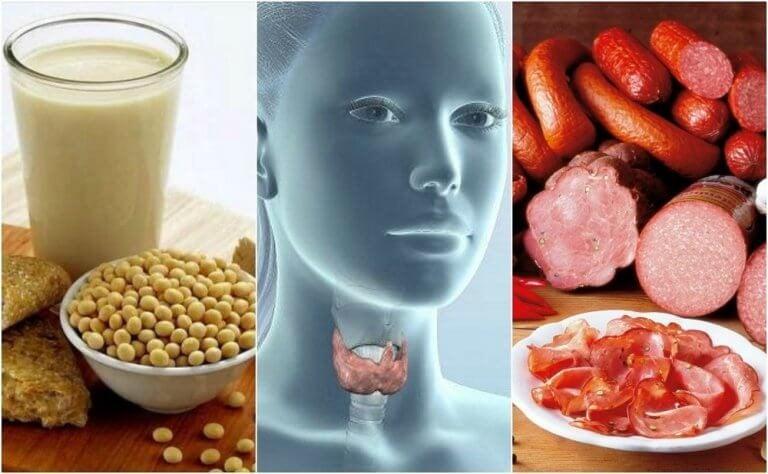 7 fødevarer du skal undgå, hvis du lider af hypothyroidisme