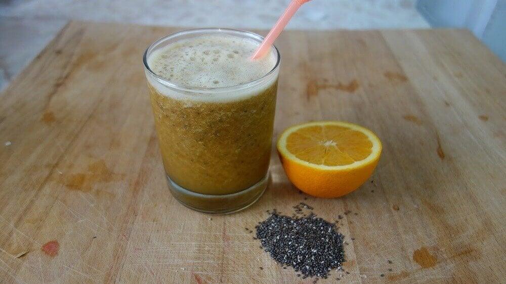 Detox juice til tarmen