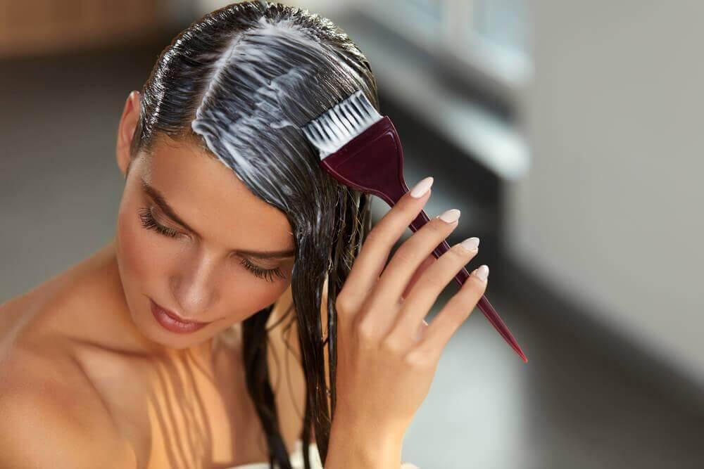 Reparer dit hår i løbet af nogle få minutter