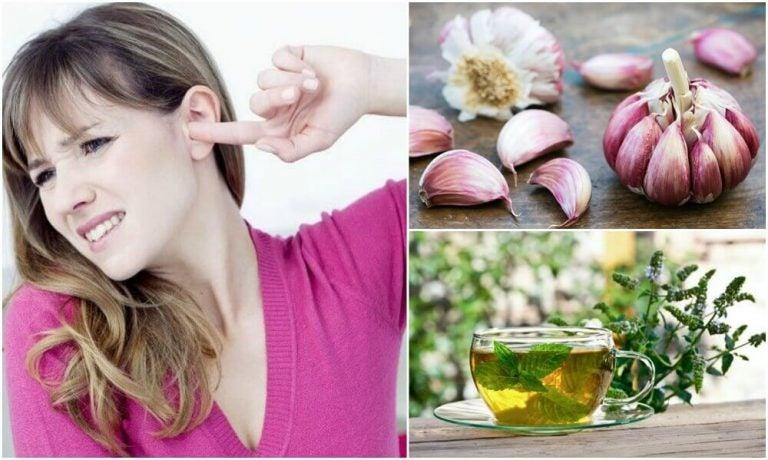 Sådan lindrer du tinnitus med 5 naturmidler