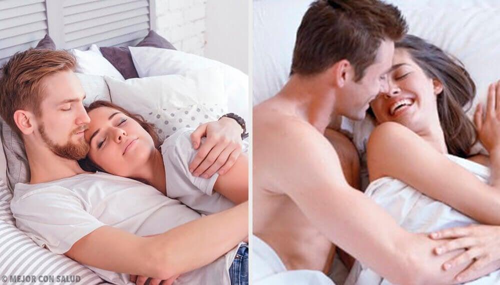 5 ting som lykkelige par gør inden de går i seng
