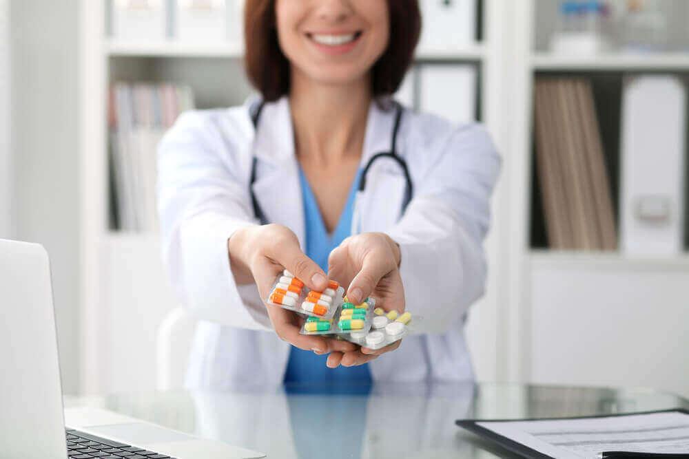 Medicin der kan få dig til at tage på