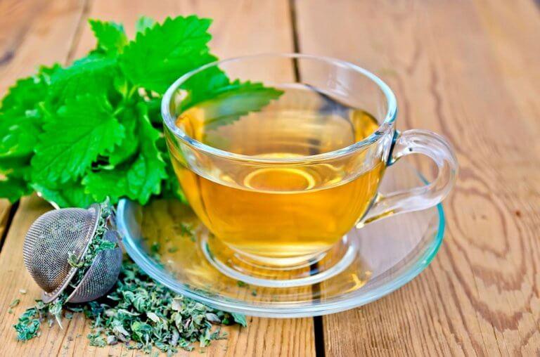 Melissa te - Hjaelpemidler til at falde i soevn