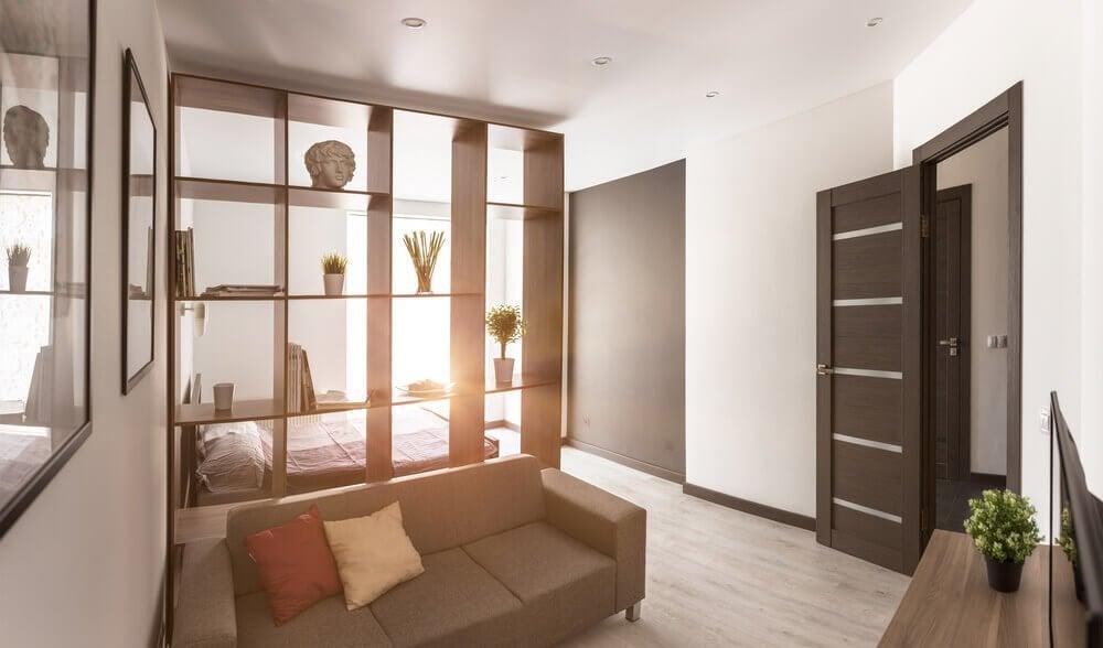 9 stilfulde opdelings ideer til dit hjem