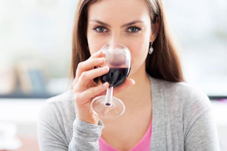Rødvin øger dit energinivaeu