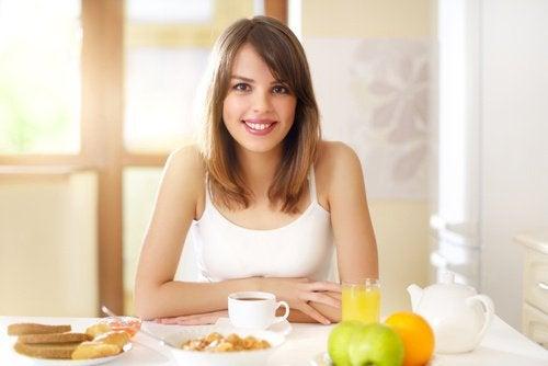 Spis morgenmad