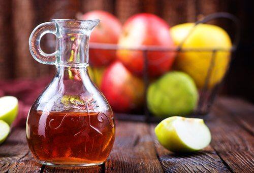 æbleeddike mod hudsvamp