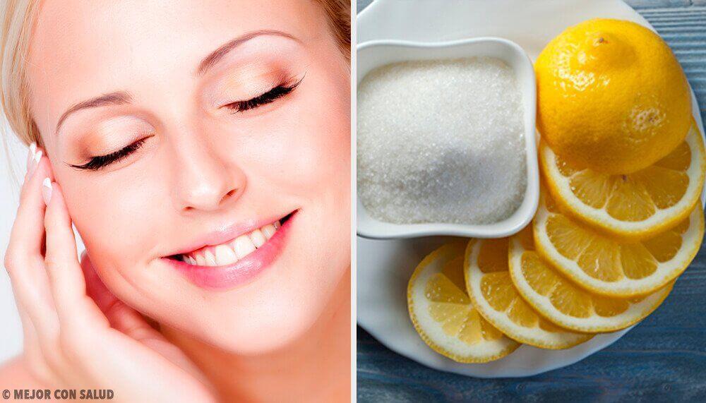 Sådan får du smuk og sund hud med citron