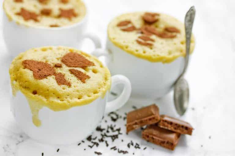 Mikrobølgeovns kager: Hurtige og simple desserter