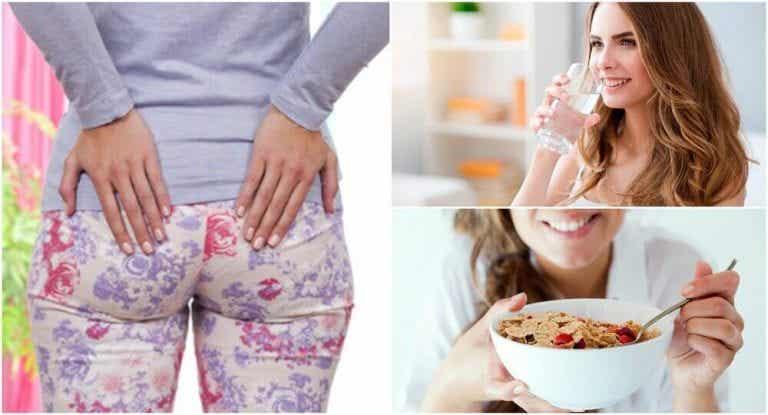 7 råd til at slippe af med hæmorider