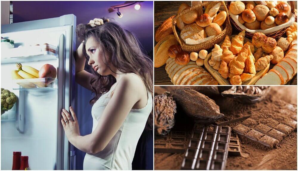 10 fødevarer du bør undgå før sengetid