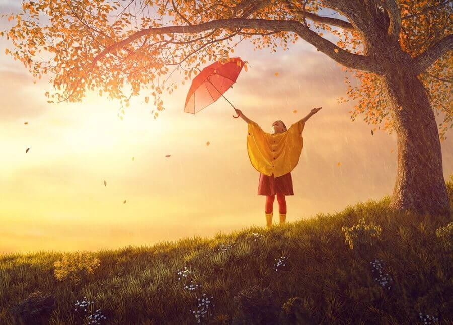 Hvordan du tiltrækker positiv energi i dit liv