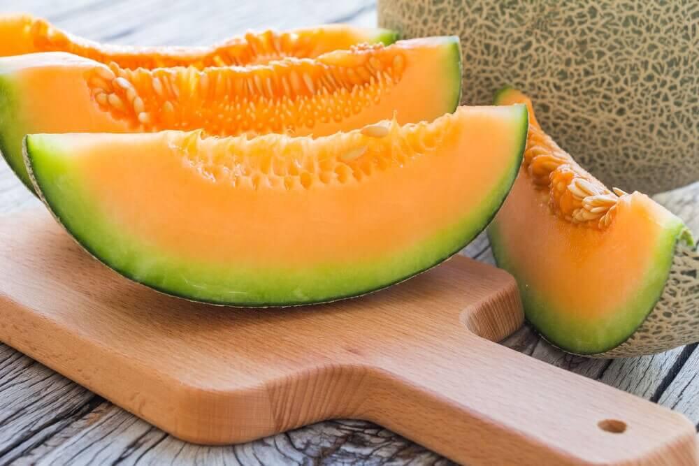 Fire fantastiske naturlige hjemmemidler med melon