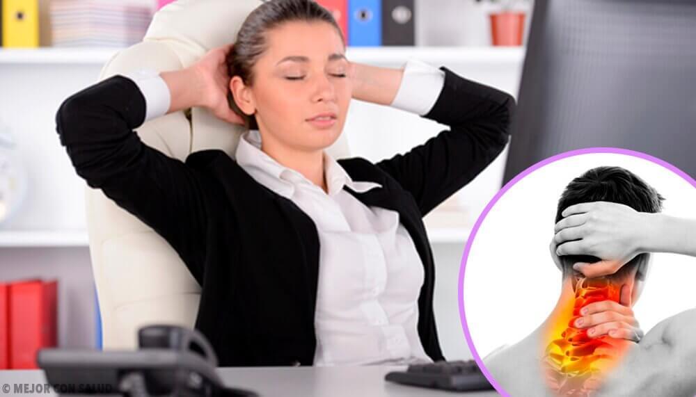 Lær hvordan du behandler nakkespasmer