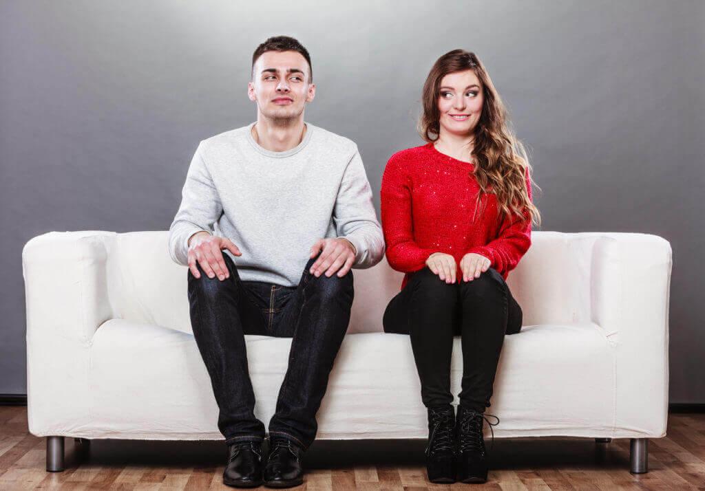 6 forskelle mellem kærlighed og vaner