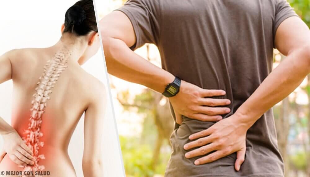 6 sundhedsproblemer der kan give rygsmerter