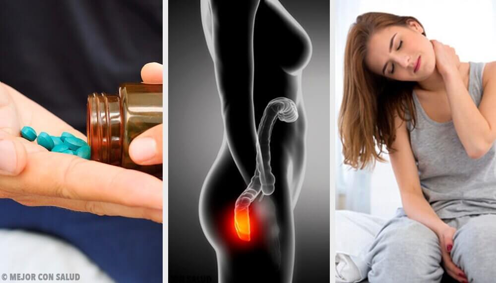 Fire ting du bør undgå hvis du har tyktarmsbetændelse