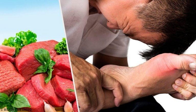 7 fødevarer, der øger urinsyre niveauerne