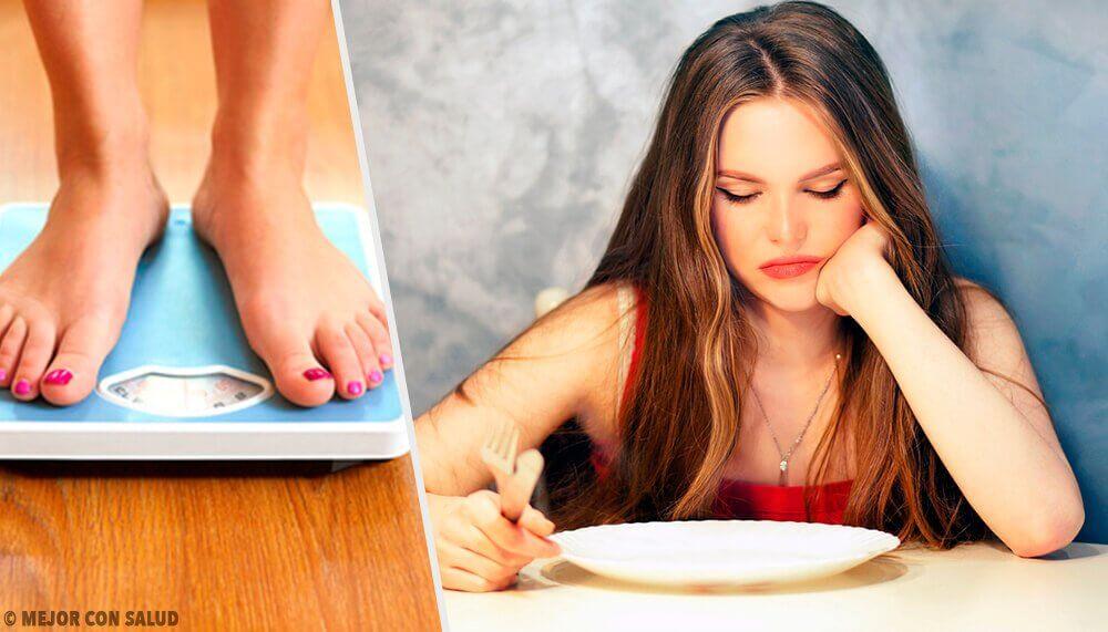 6 måder du kan tabe dig uden sult