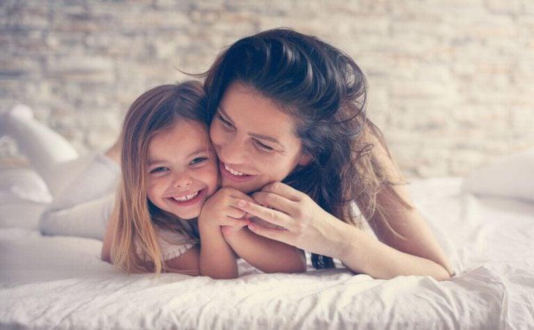 4 problemer ved at være pige og enebarn
