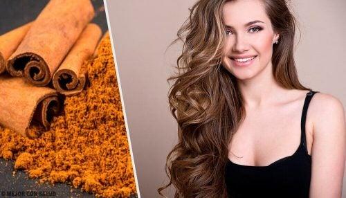 4 kanel hårmasker for smukt og sundt hår