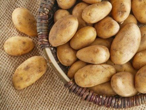 Kartofler giver mere kalium