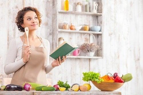 Kvinder planlægger retter til at tabe 4 kg på 10 dage